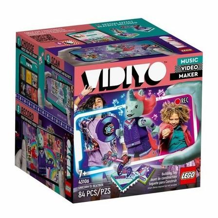 LEGO - LEGO VIDIYO Unicorn DJ Beatbox 43106