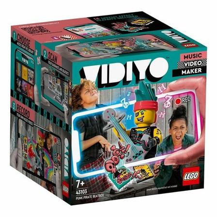 LEGO - LEGO VIDIYO Punk Pirate Beatbox 43103