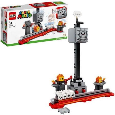 LEGO - LEGO Super Mario Thwomp Drop Expansion Set 71376