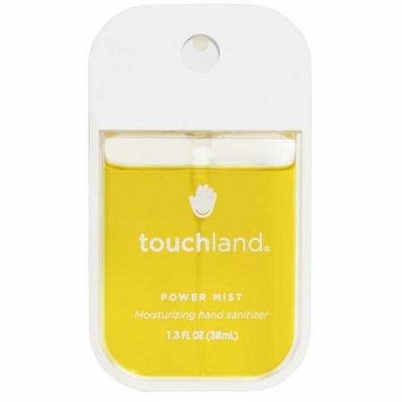 TOUCH LAND - Touchland Hand Sanitizer Vanilla Giallo 38 ml