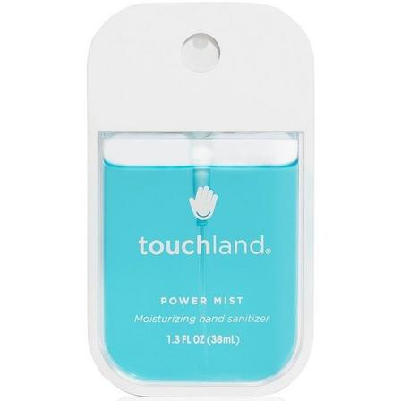 TOUCH LAND - Touchland Hand Sanitizer Mint Turchese 38 ml