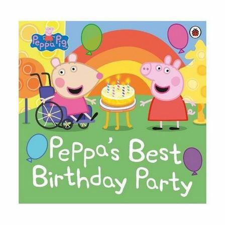 PENGUIN BOOKS UK - Peppa Pig- Peppa's Best Birthday Party