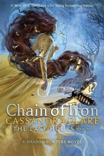 WALKER BOOKS UK - The Last Hours: Chain of Iron