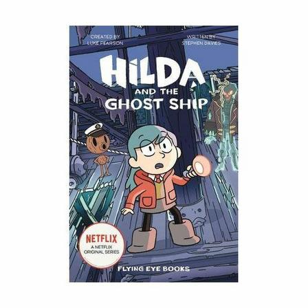 BOUNCE UK - Hilda And The Ghost Ship