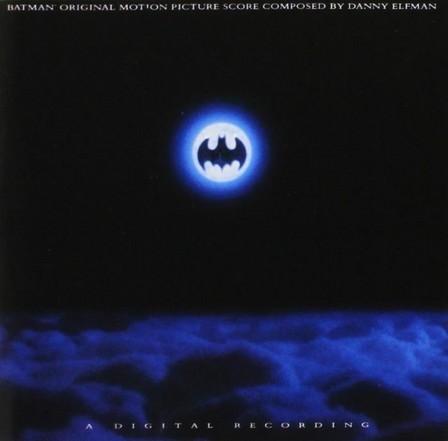 WARNER MUSIC - Batman Original Motion Picture | Danny Elfman