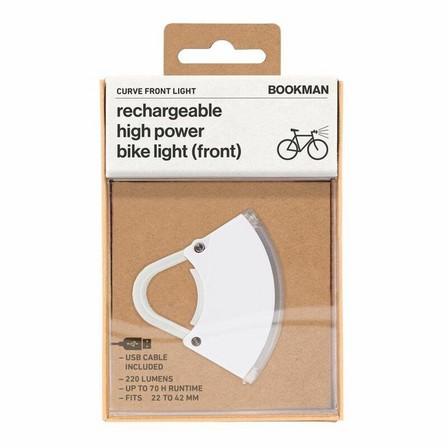 BOOKMAN - Bookman Curve Front Light White