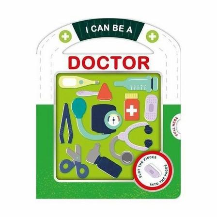 IGLOO BOOKS LTD - I Can Be A Doctor