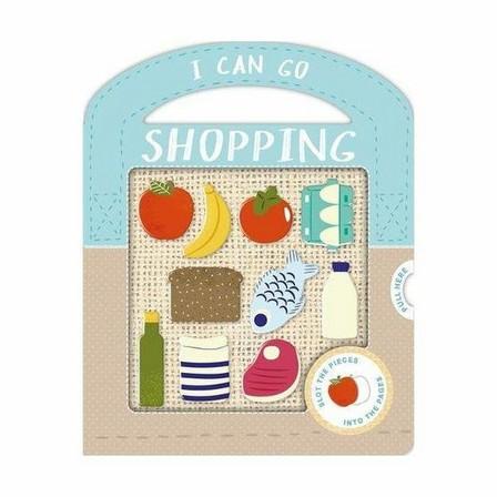 IGLOO BOOKS LTD - I Can Go Shopping