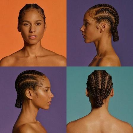 RCA RECORDS LABEL - Alicia | Alicia Keys
