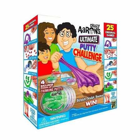 CRAZY AARON'S - Crazy Aaron's Thinking Putty The Ultimate Putty Challenge Game
