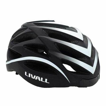 LIVALL - Livall BH62 Black/White Cycling Helmet