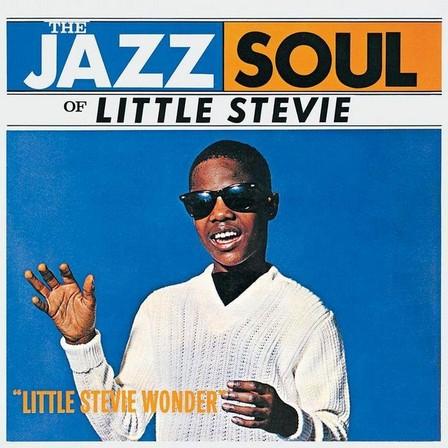 ERMITAGE - The Jazz Soul of Little Stevie   Stevie Wonder