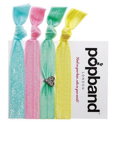 POPBAND LONDON - Popband London True Love Colourmix/Jewel Headband