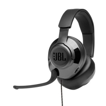 JBL - JBL Quantum 300 Wired Over-Ear Gaming Headset Black