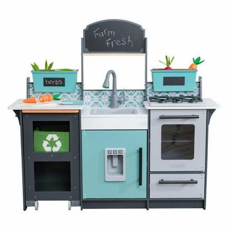 KIDKRAFT - Kidkraft Garden Gourmet Kitchen Playset