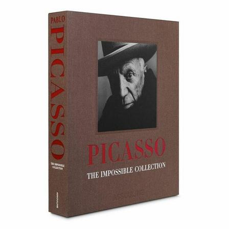ASSOULINE UK - Pablo Picasso - The Impossible Collection