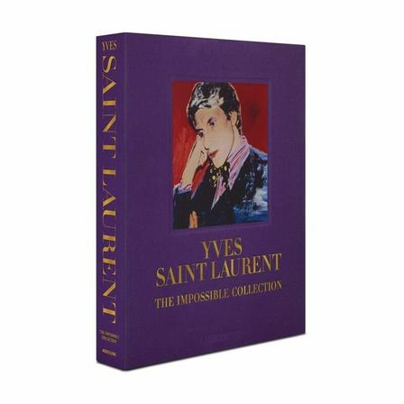 ASSOULINE UK - Yves Saint Laurent - The Impossible Collection