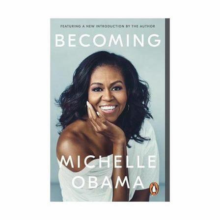 PENGUIN BOOKS UK - Becoming - The Sunday Times Number One Bestseller