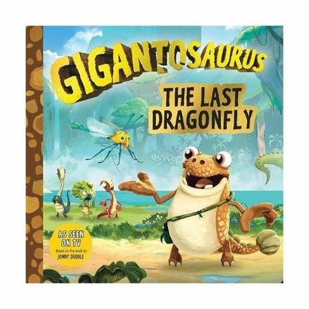 BONNIER - Gigantosaurus - The Last Dragonfly