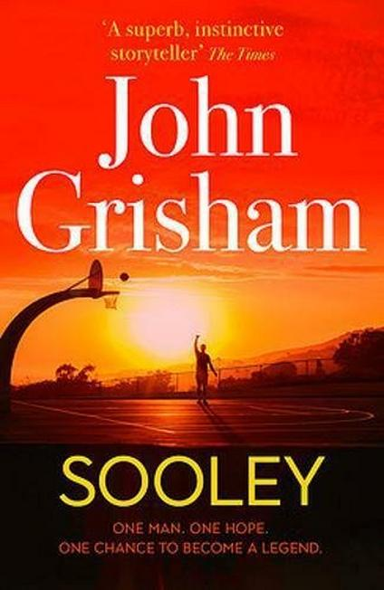 HODDER & STOUGHTON LTD UK - Sooley - One Man. One Hope. Once Chance To Become A Legend.