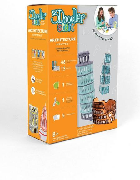 3DOODLER - 3Doodler Start Architecture Theme Activity Kit
