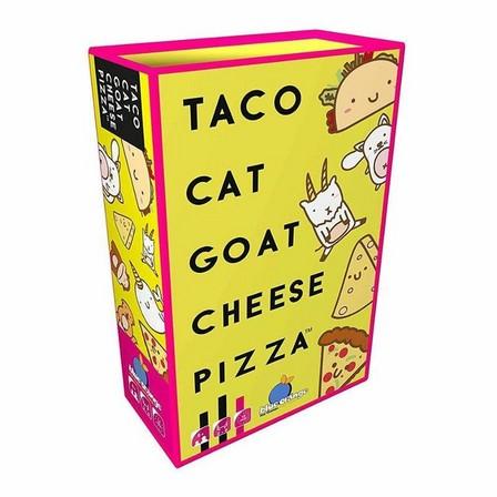 BLUE ORANGE GAMES - Blue Orange Games Taco Cat Goat Cheese Pizza Card Game Arabic/English