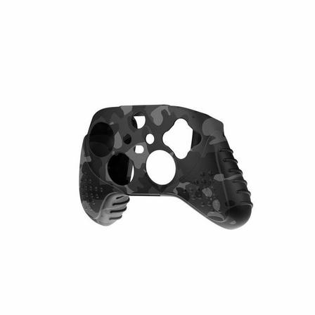 PIRANHA GAMER - Piranha Protective Silicone Skin Grey Camo for Xbox Series X/S Controller