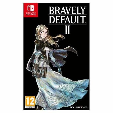 NINTENDO - Bravely Default II - Nintendo Switch