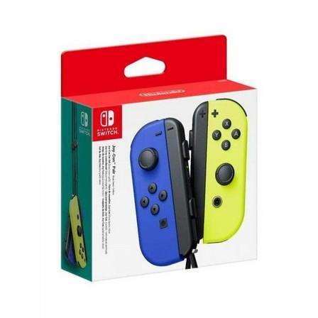 NINTENDO - Nintendo Blue/Yellow Joy-Con Controllers for Nintendo Switch
