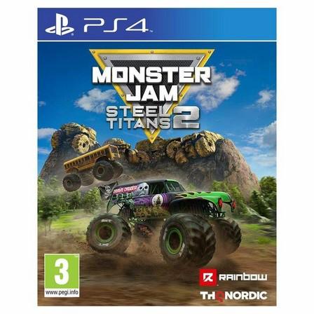 THQ - Monster Jam Steel Titans 2 - PS4