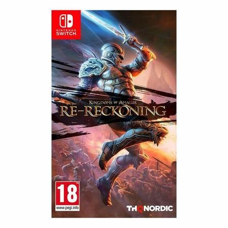 THQ - Kingdoms of Amalur Re-Reckoning - Nintendo Switch