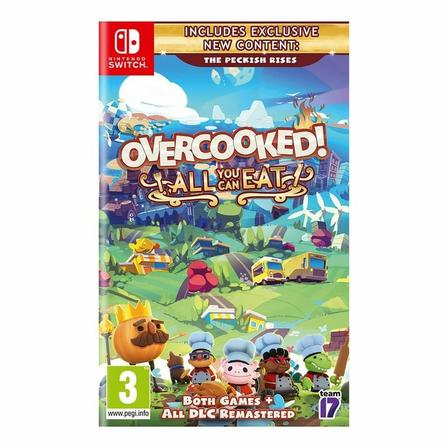 SOLD OUT SOFTWARES - Overcooked All You Can Eat - Nintendo Switch