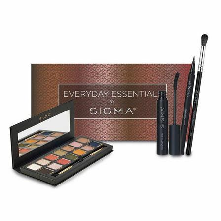 SIGMA BEAUTY - Sigma Beauty Everyday Essentials Women Gift Set