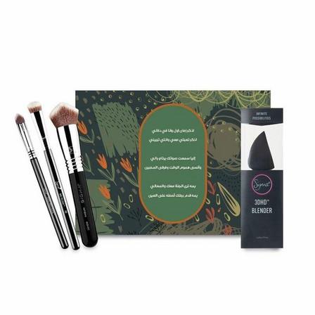 SIGMA BEAUTY - Sigma Beauty Back To Basics Women Gift Set