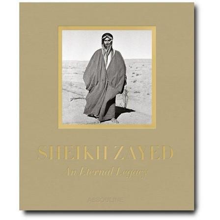 ASSOULINE UK - Sheikh Zayed - An Eternal Legacy