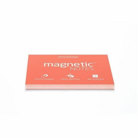 MAGNETIC STICKY NOTES - Magnetic Notes Spring Orange M