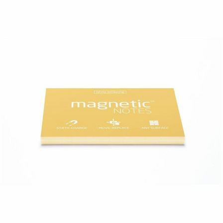 MAGNETIC STICKY NOTES - Magnetic Notes Sunshine Yellow M