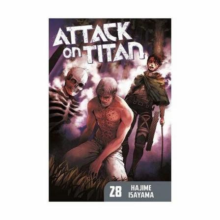 KODANSHA COMICS - Attack On Titan 28