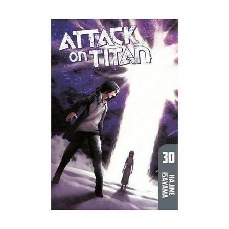 KODANSHA COMICS - Attack On Titan 30