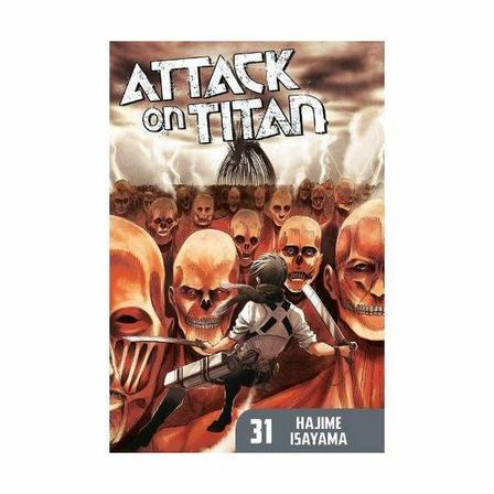 KODANSHA COMICS - Attack On Titan 31
