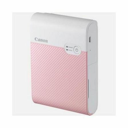 CANON - Canon Selphy Square QX10 Photo Printer Pink