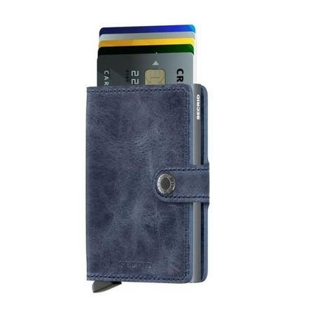 SECRID - Secrid Miniwallet Vintage Blue