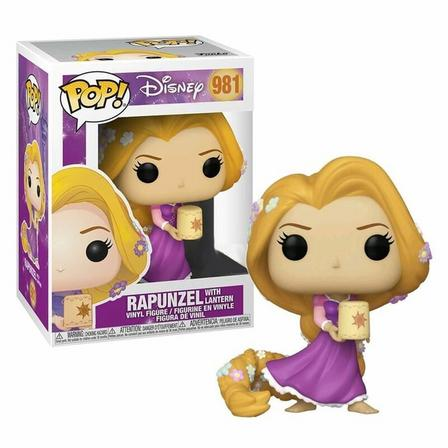 FUNKO TOYS - Funko Pop Disney Tangled Rapunzel with Lantern Vinyl Figure