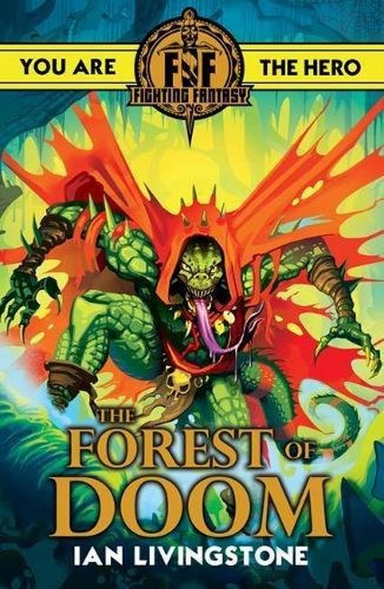 SCHOLASTIC UK - Fighting Fantasy Forest of Doom