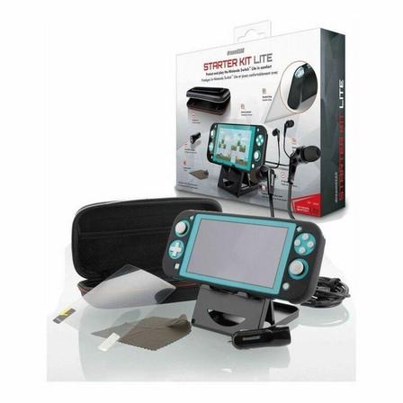DREAMGEAR - Dreamgear Starter Kit Lite for Nintendo Switch Lite