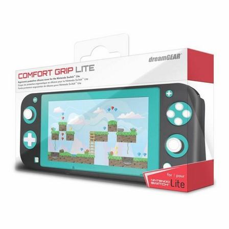 DREAMGEAR - Dreamgear Comfort Grip Lite for Nintendo Switch Lite