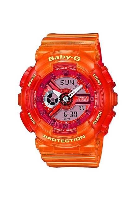 CASIO - Casio BA-110JM-4ADR Baby-G Watch