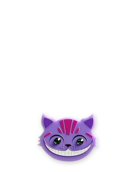 LITTLE MOOSE - Little Moose Alice In Wonderland Cheshire Cat Purple Ring