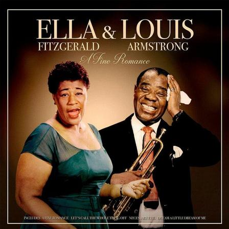 BELLEVUE PUBLISHING & ENTERTAINMENT - A Fine Romance   Ella Fitzgerald