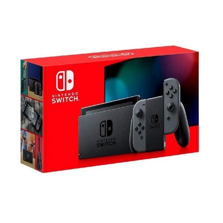 NINTENDO - Nintendo Switch Grey Joy-Con Console